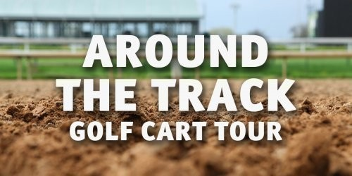 Around the Track Golf Cart Tour
