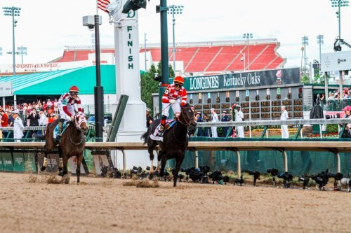 The Kentucky Oaks and its Champions