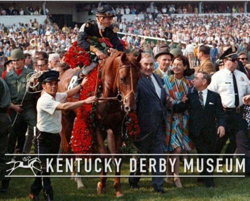 Countdown to the Kentucky Derby - 50 Days to Go!