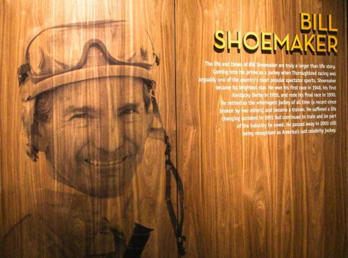 Notes from the Curator: Bill Shoemaker: Larger than Life
