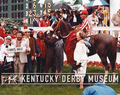 Countdown to the Kentucky Derby - 36 Days to Go!!