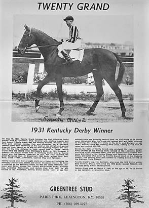 Countdown to the Kentucky Derby - 88 days to go!
