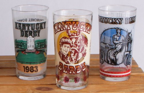 The Mint Julep Glass
