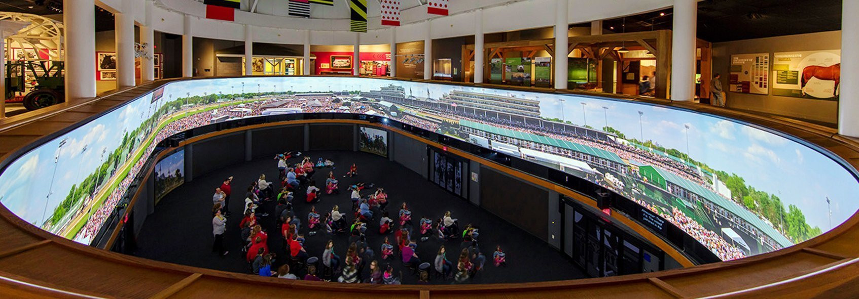Image result for image, picture, photo, greatest race , theater, derby museum