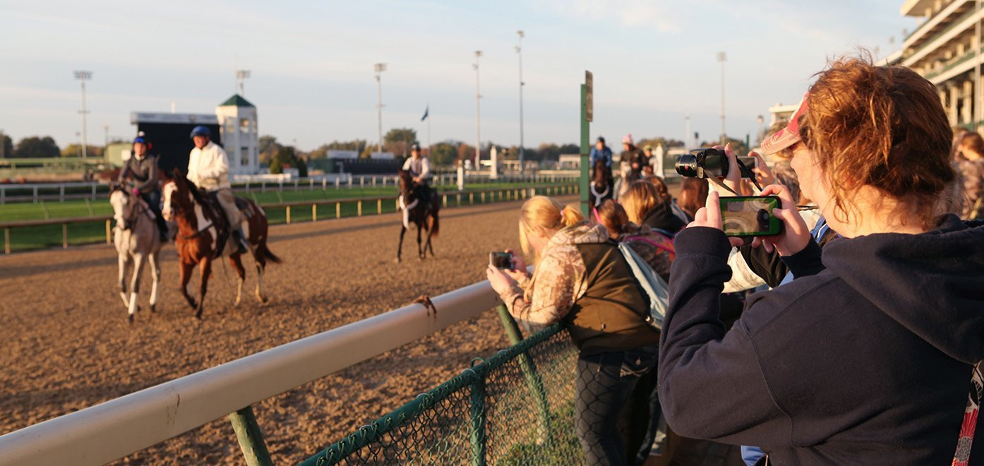 Breeders' Cup Historic Walking Tour of Churchill Downs