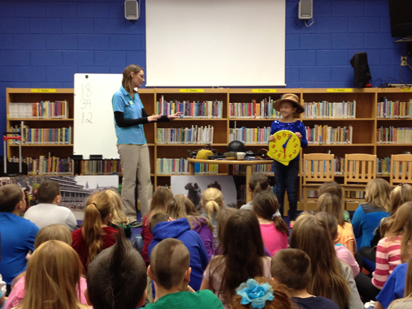 Outreach Program Kentucky Derby Museum