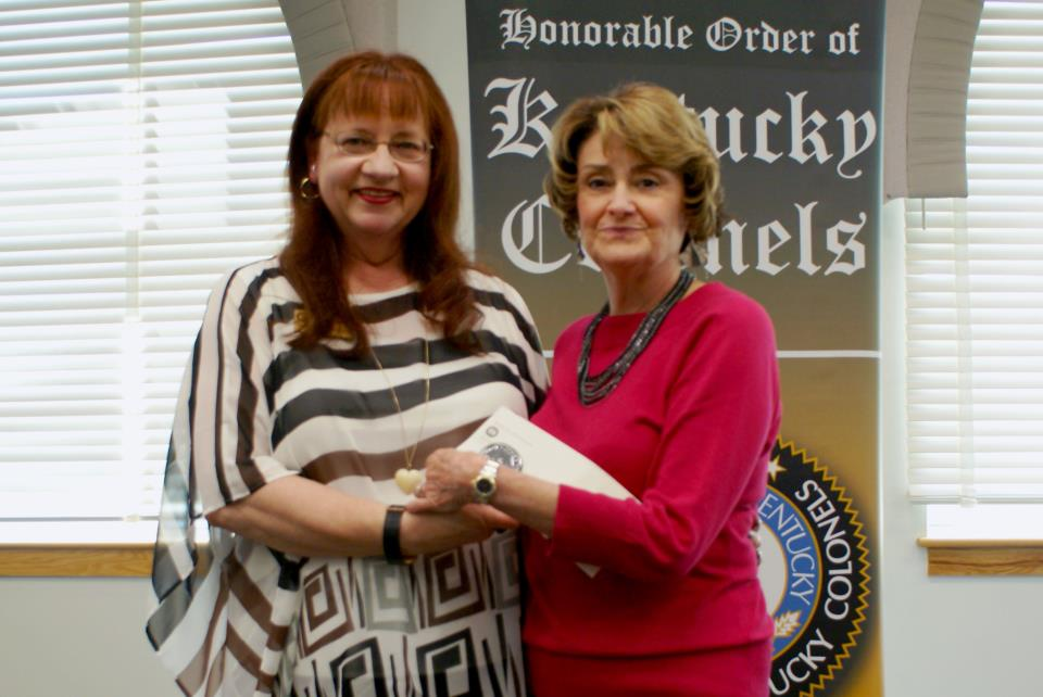 Derby Museum Receives Grant from the Kentucky Colonels