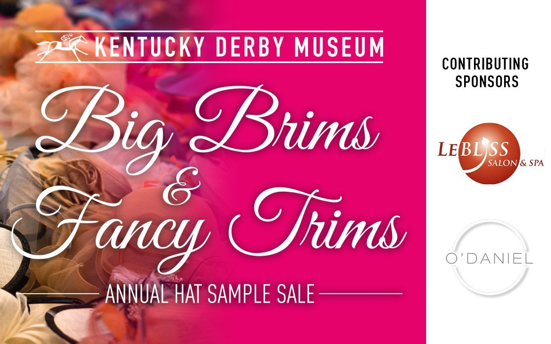 Tickets now on sale for Kentucky Derby Museum's Annual Hat Sample Sale