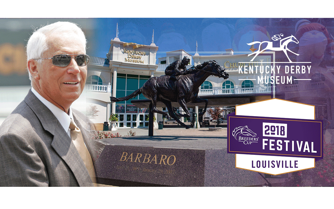 D. Wayne Lukas to Receive Breeders' Cup Sports and Racing Excellence Award