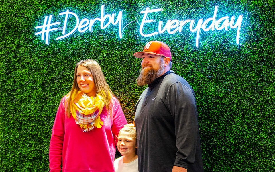 Kentucky Derby Museum celebrates Father's Day