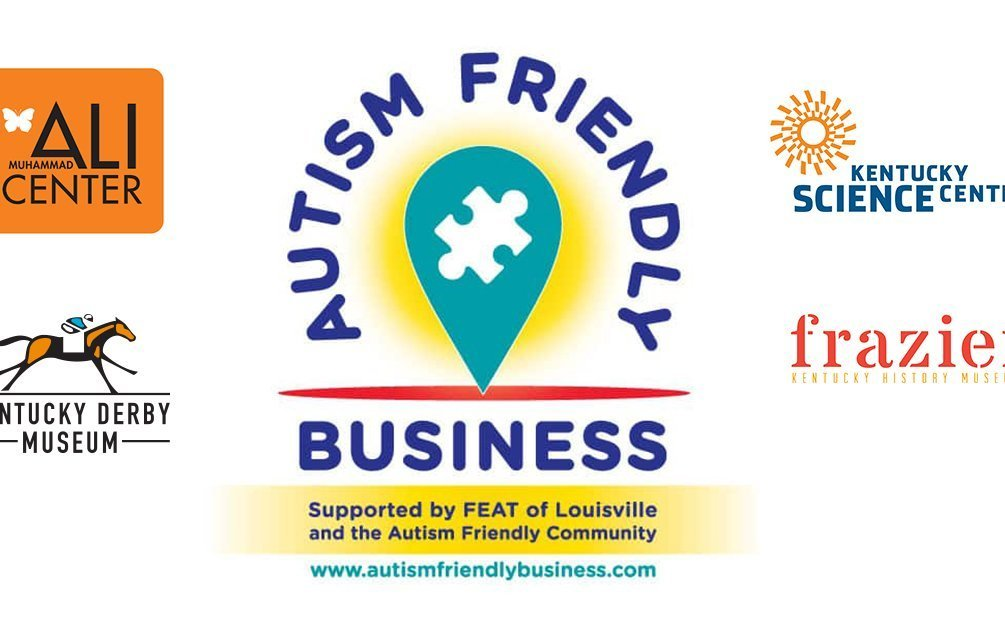 Top Louisville attractions partner to create  a welcoming environment for individuals with autism and their families