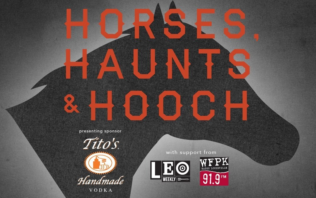 Get into the Halloween spirit with the Kentucky Derby Museum's Horses, Haunts and Hooch