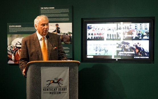 Kentucky Derby Museum opens new D. Wayne Lukas exhibit