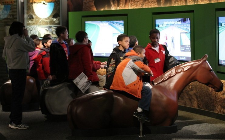 Kentucky Derby Museum launches Junior Jockey Club for the youngest visitors to the Museum
