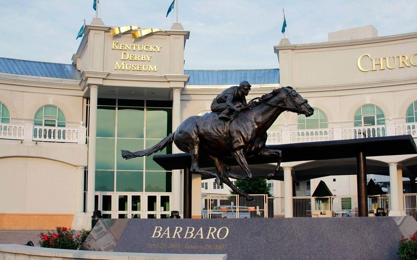 Patrick Armstrong Named President of the Kentucky Derby Museum