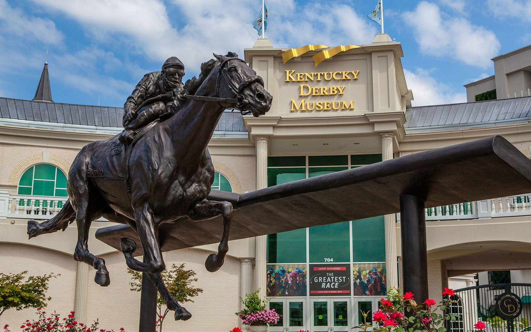 Kentucky Derby Museum donating over $10,000 to COVID-19 relief efforts