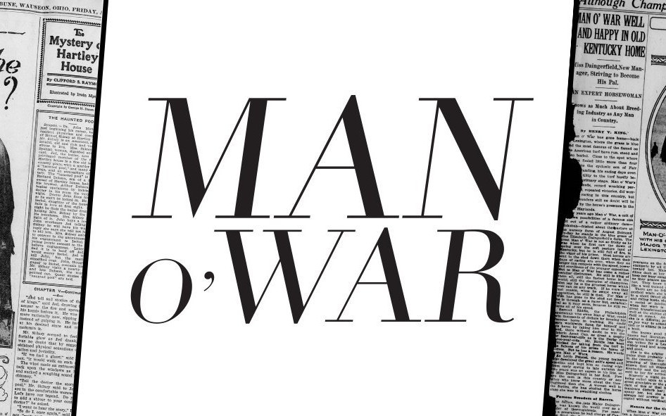 Man o'War: The Legacy exhibit coming to the  Kentucky Derby Museum April 8th