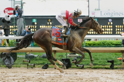 CONGRATULATIONS TEAM ORB, WINNERS OF THE 139TH RUNNING OF THE KENTUCKY DERBY