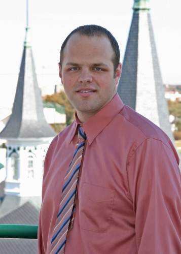 Travis Stone Named Churchill Downs Track Announcer